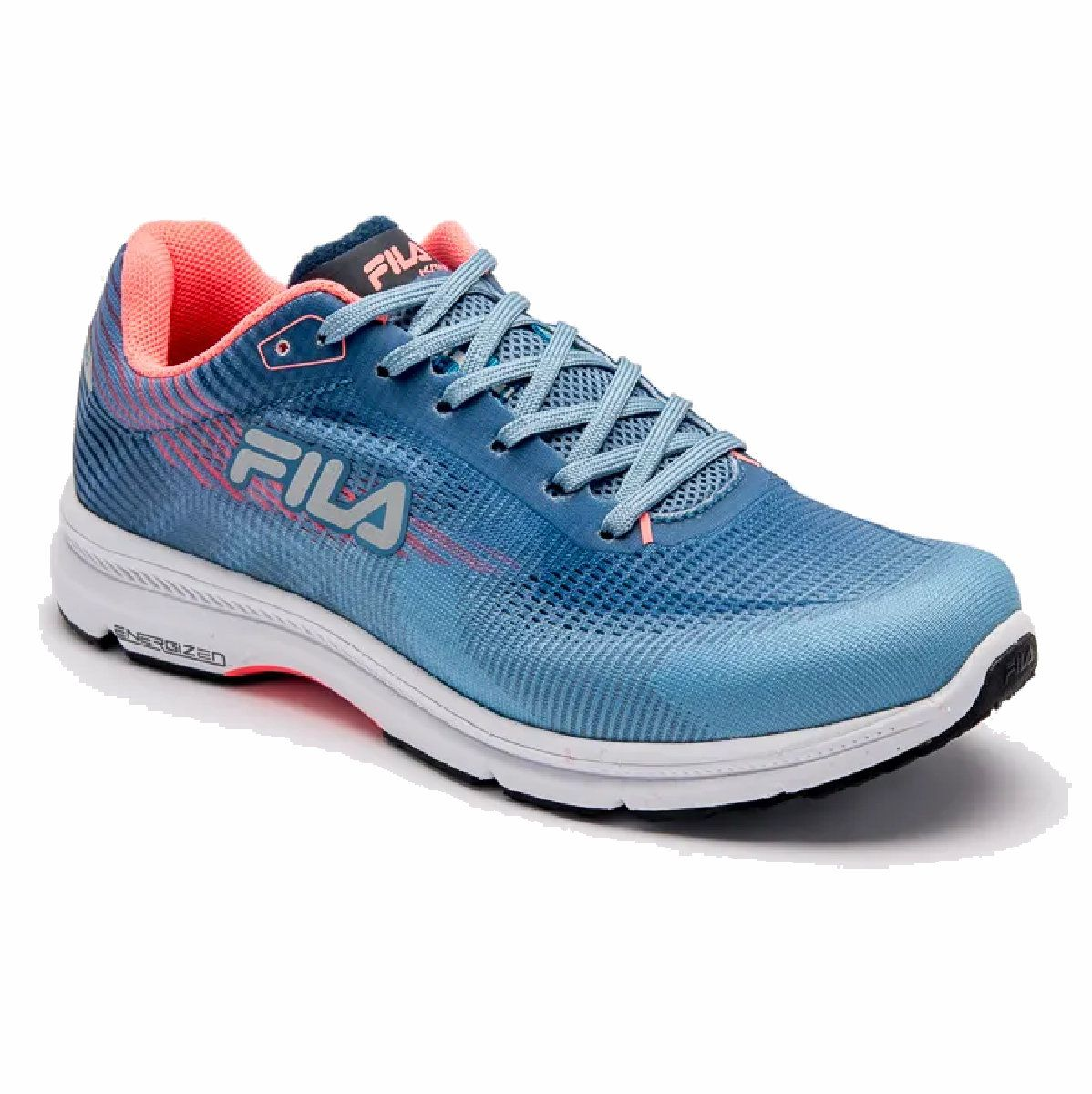 Tenis Fila Kr4 Kenya Racer 4 Feminino Running Performance Nova Cor