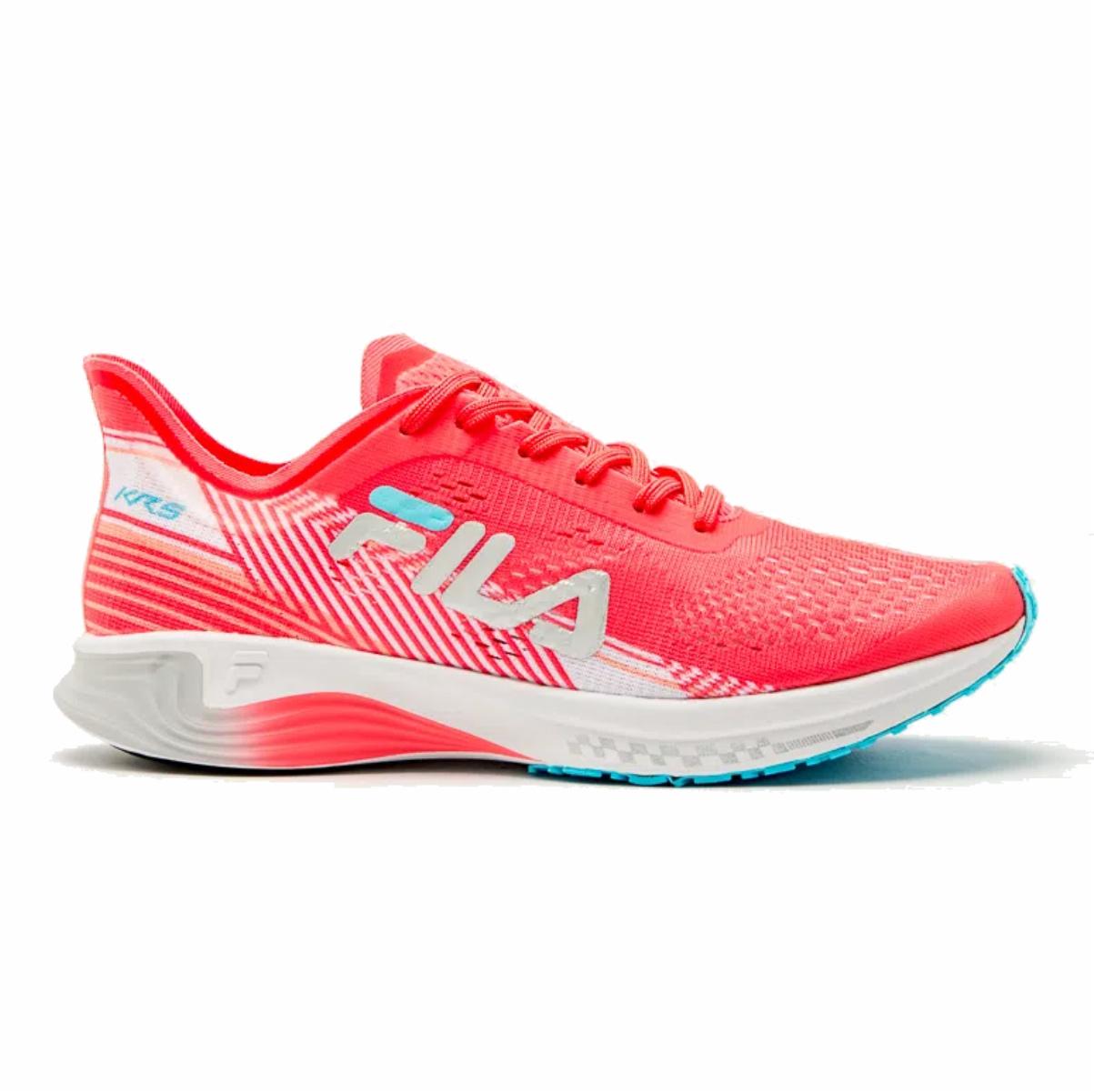Tenis Fila KR5 Feminino Kenya Racer Running Performance