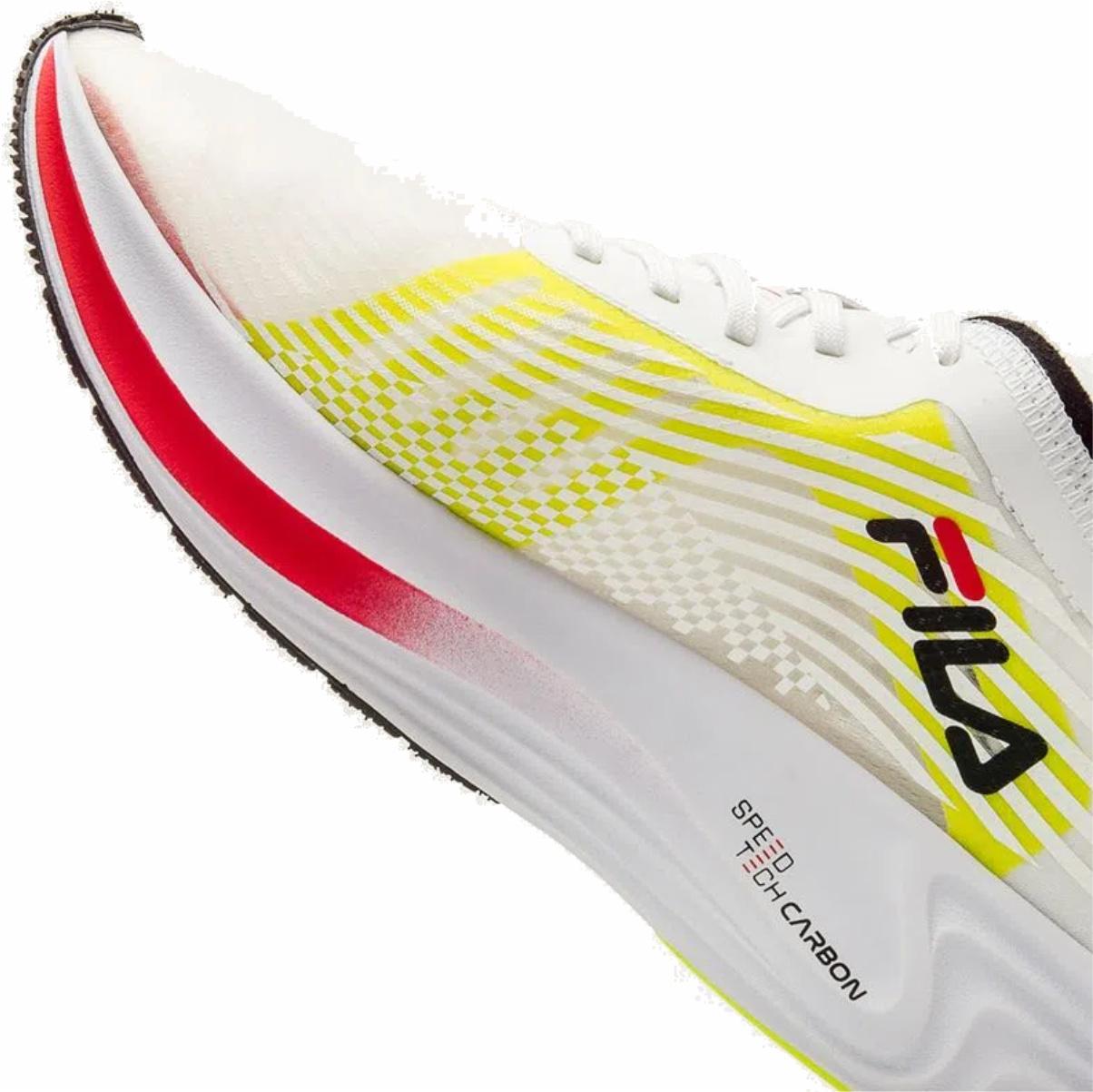 Tenis Fila Racer Carbon Speed Tech Masculino Running Performance