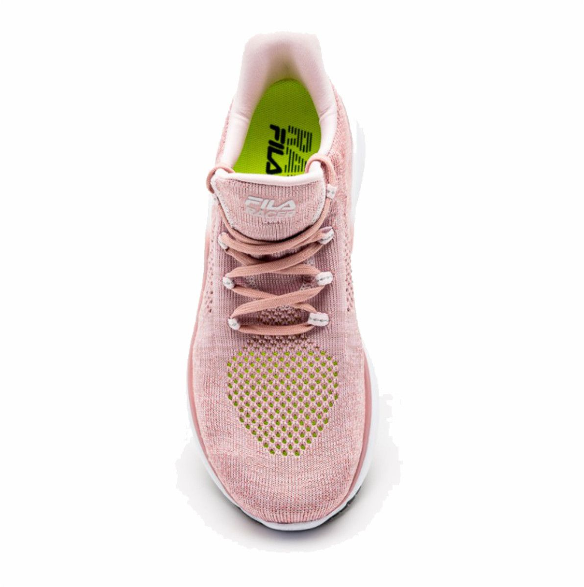 Tenis Fila Racer Knit Energized Feminino Running Training Rose