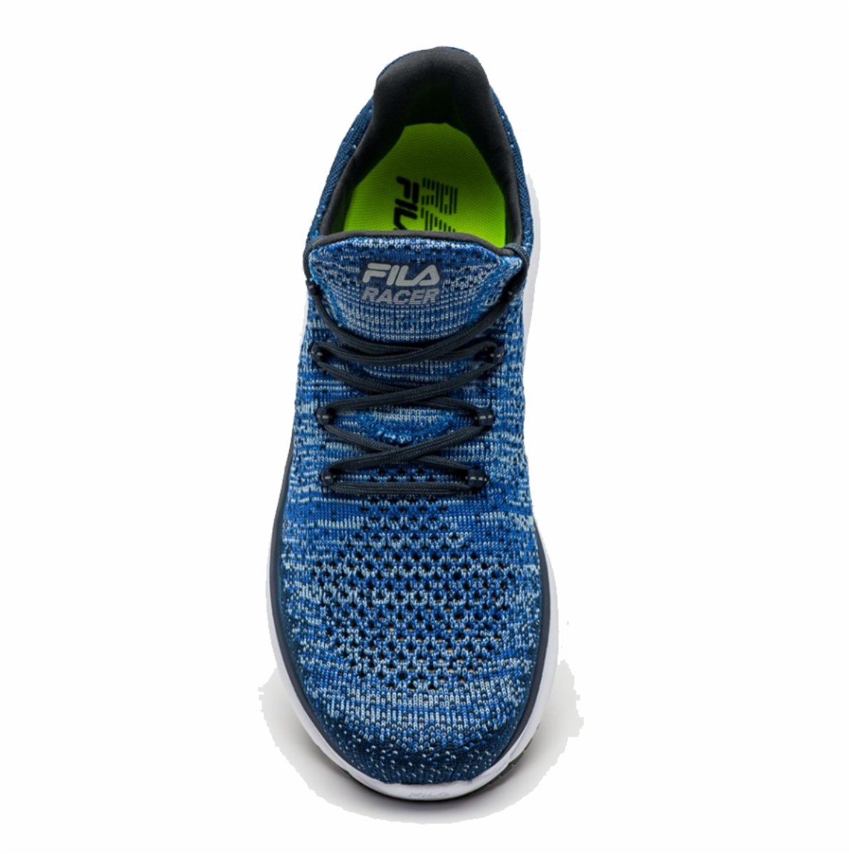 Tenis Fila Racer Knit Energized Masculino Running Training Marinho