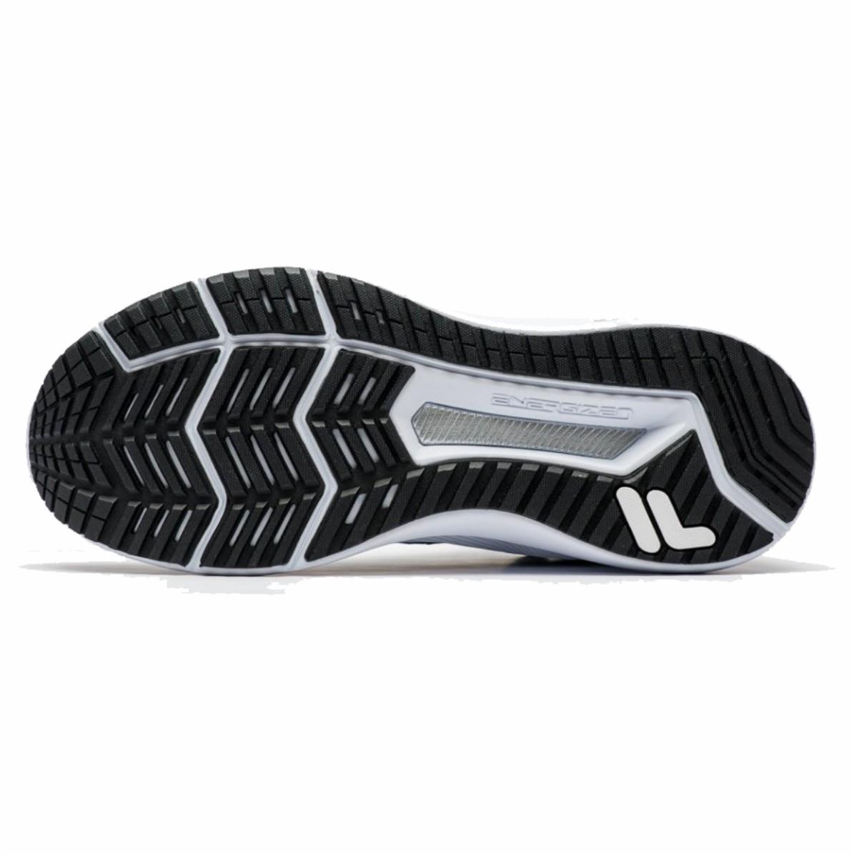 Tenis Fila Racer Knit Energized Masculino Running Training Preto
