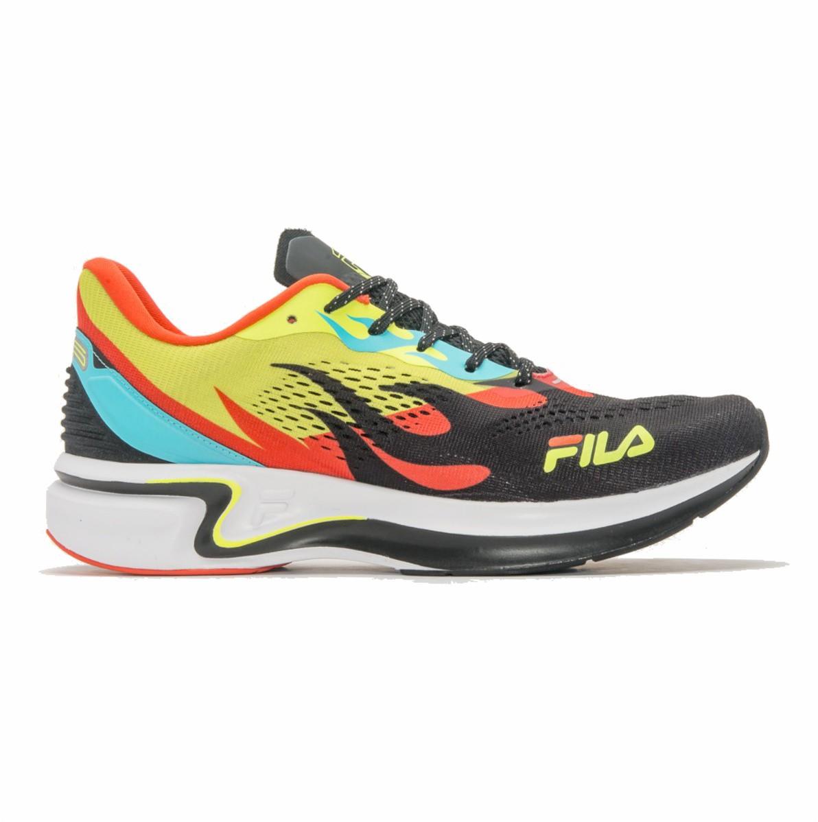 Tenis Fila Racer Silva Masculino Running Performance