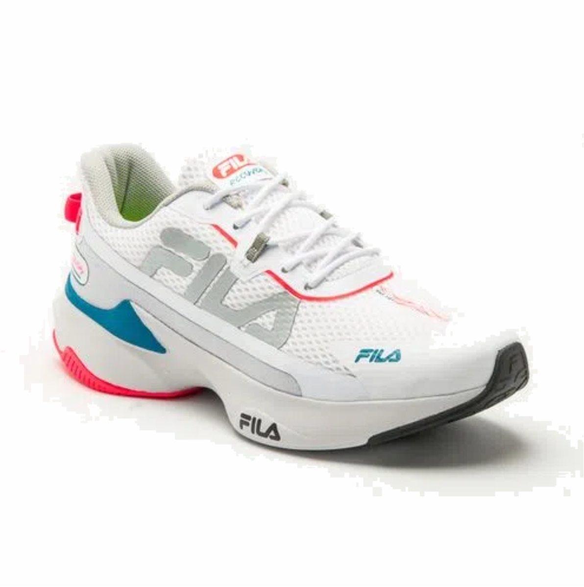 Tenis Fila Recovery Feminino Running Trainning Corrida