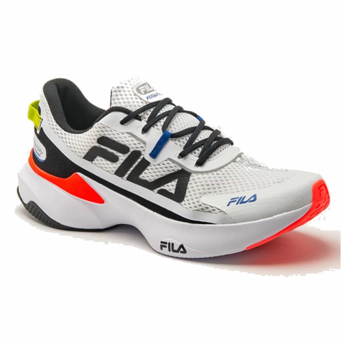 Tenis Fila Recovery Masculino Running Trainning