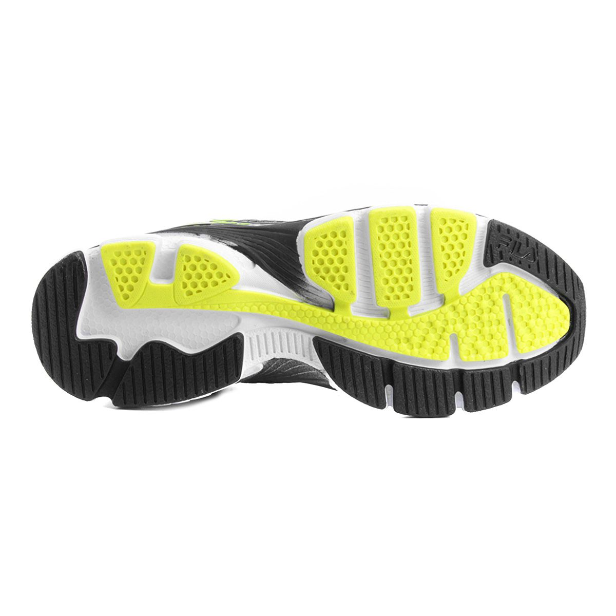 Tenis Fila Striking 3.0 Running Masculino Grafite