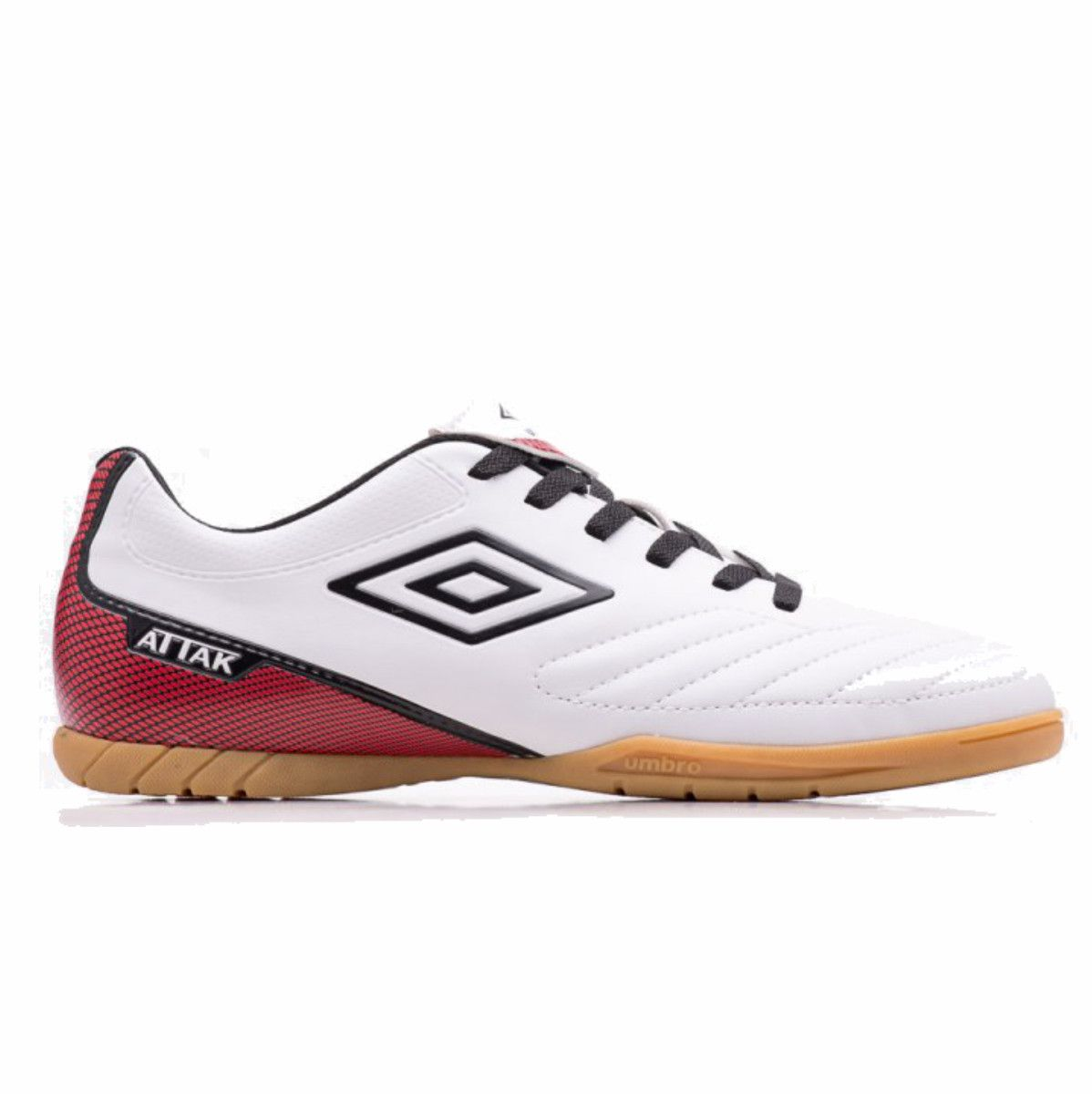 Tenis Indoor Umbro Attak II Futsal Branco