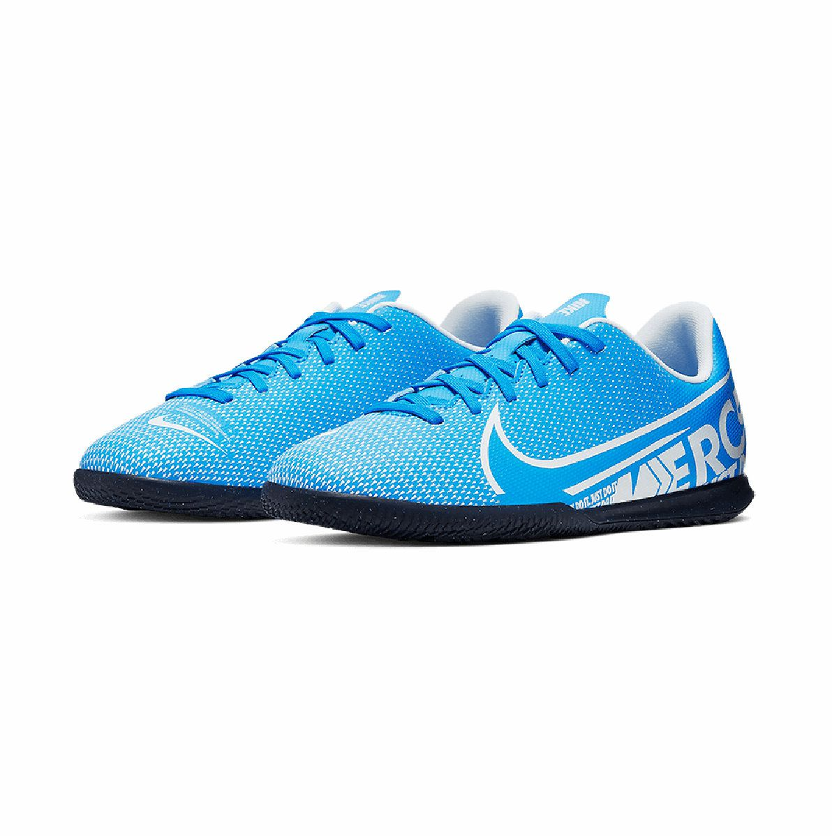 Tenis Nike Mercurial Vapor 13 Club IC JR Chuteira Futsal Infantil AT8169-414
