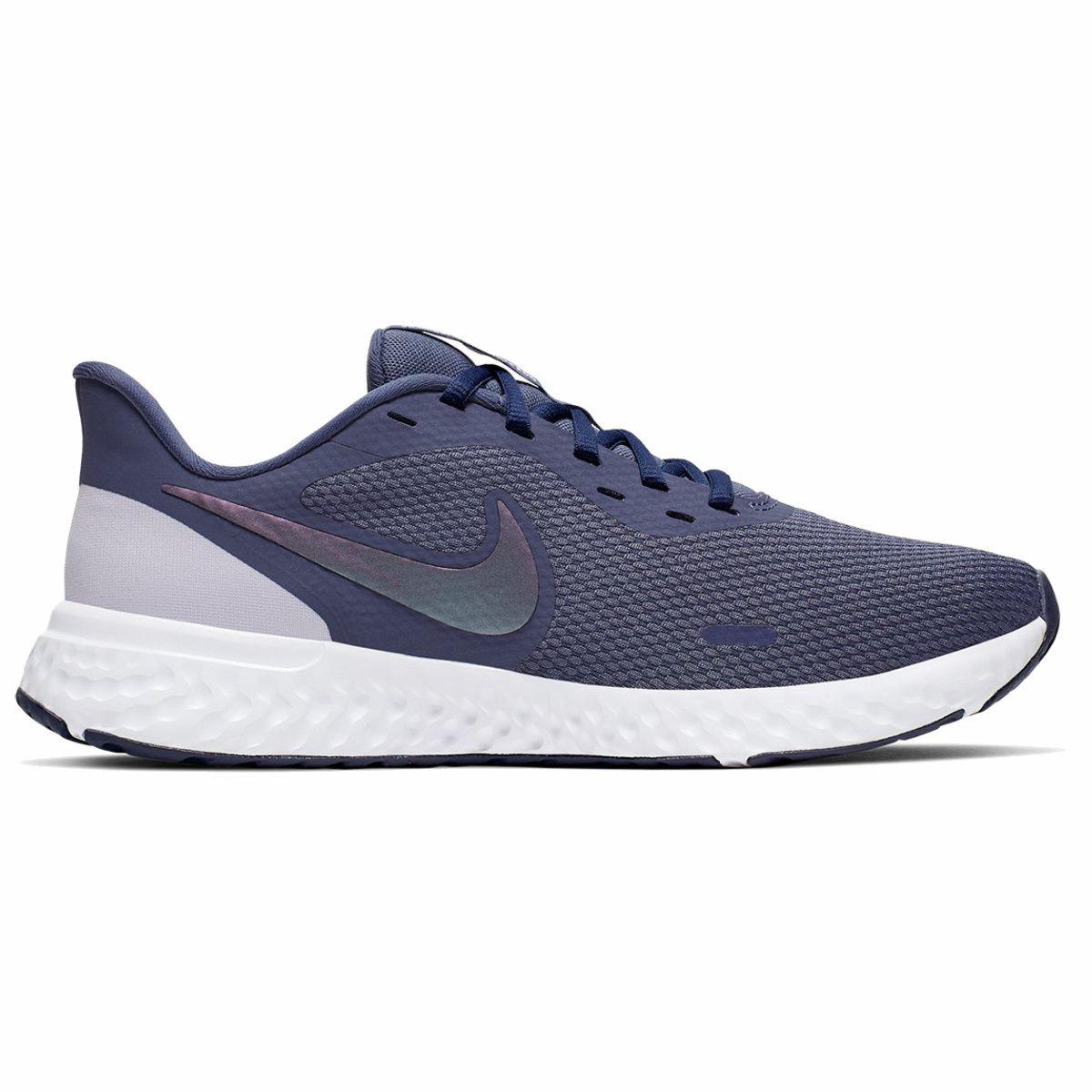 Tenis Nike Downshifter 7 Azul Feminino