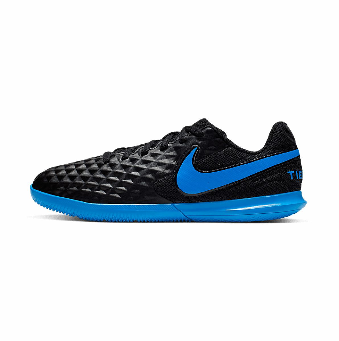 Tenis Nike Tiempo Legend 8 Club IC JR Chuteira Futsal Infantil AT5882-004