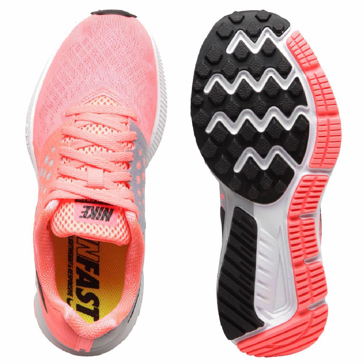 Tenis Nike Zoom Span Coral Feminino