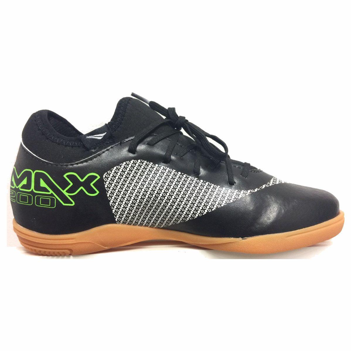 Tenis Penalty Max 200 Locker IX Futsal Infantil