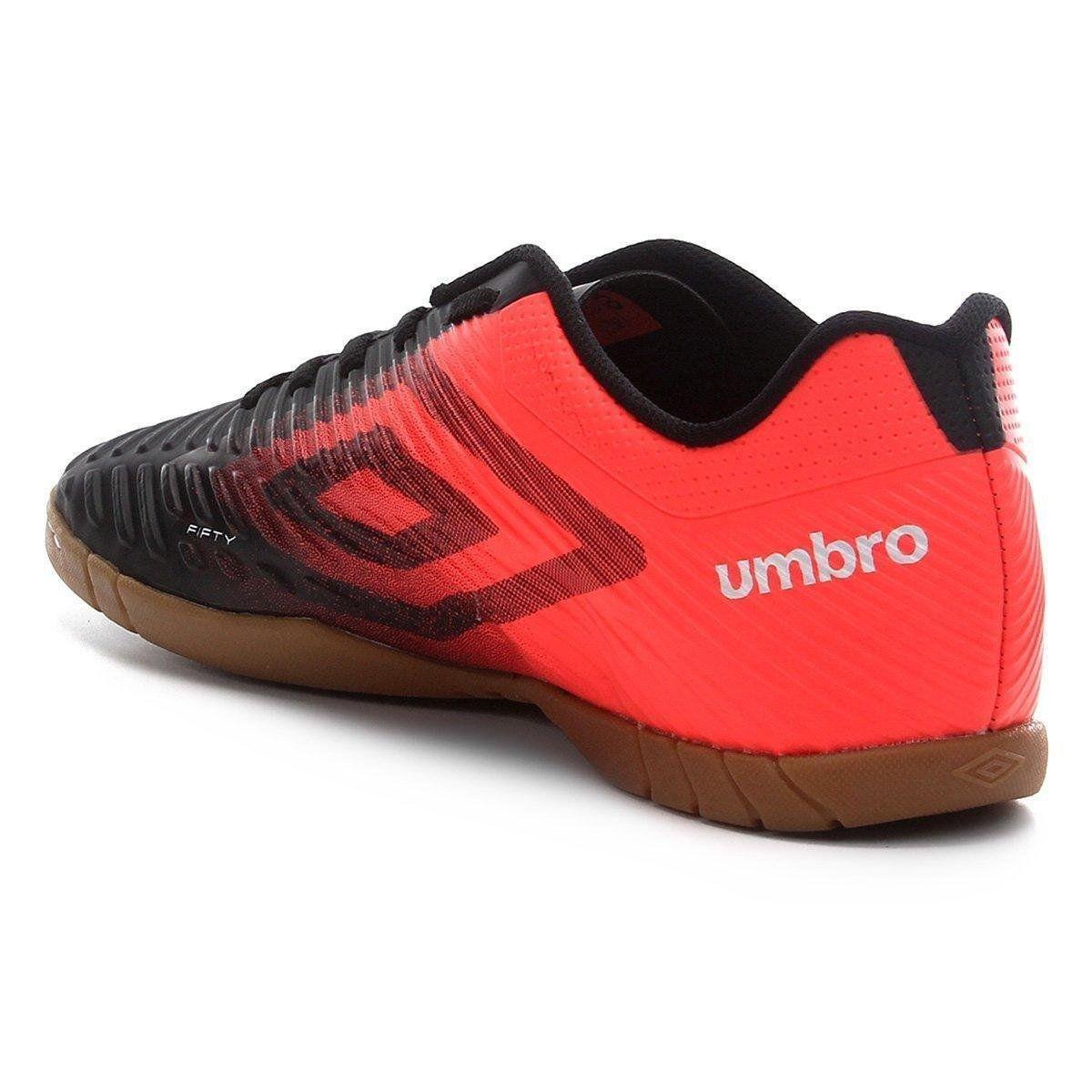 Tenis Umbro Indoor Fifty Iii 3 Futsal Costurada