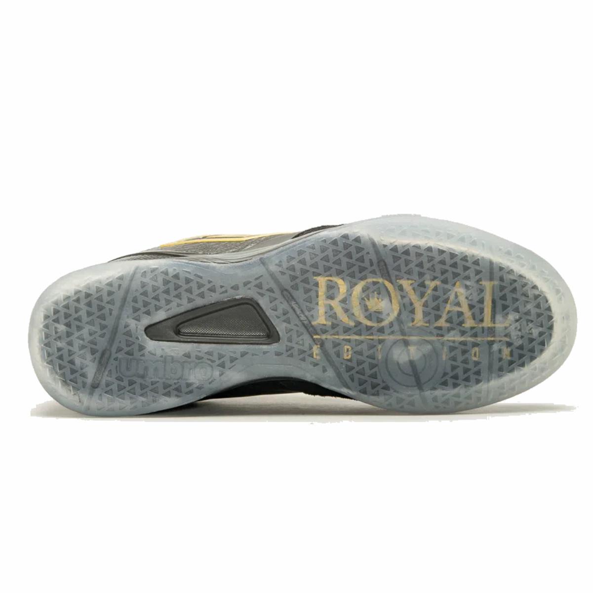 Tenis Umbro Pro 5 Royal Edition Chuteira Futsal Profissional
