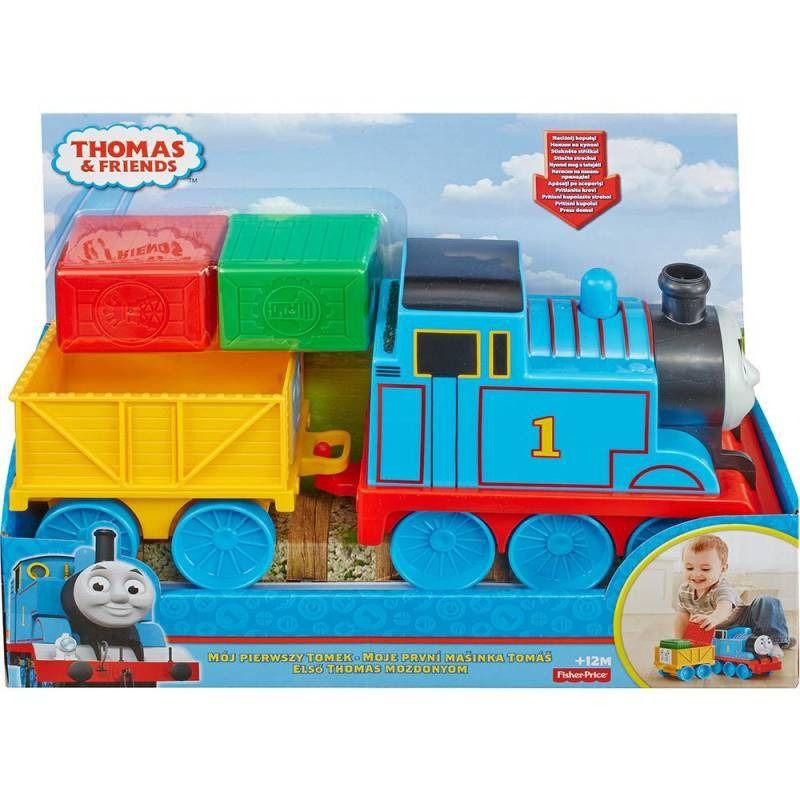 Thomas & Friends Meu Primeiro Thomas Fischer Price BCX71