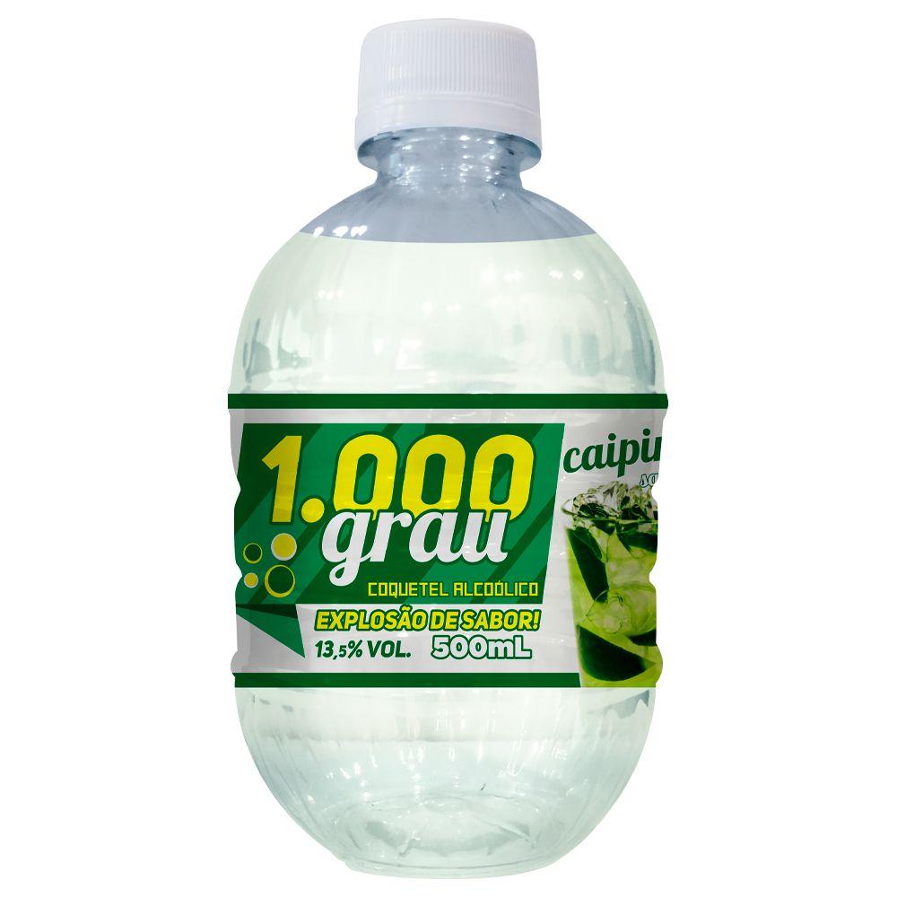 1000 GRAU COQUETEL ALCOÓLICO 500ML CAIPIROSKA