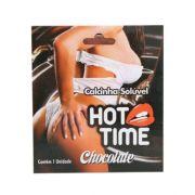 CALCINHA COMESTÍVEL HOT TIME CHOCOLATE
