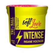 SOFT BALL C/ 3 TRIBALL INTENSE
