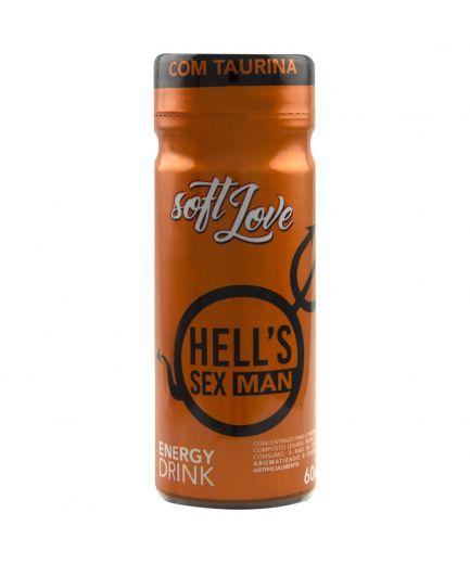 ENERGÉTICO HELL'S SEX MAN
