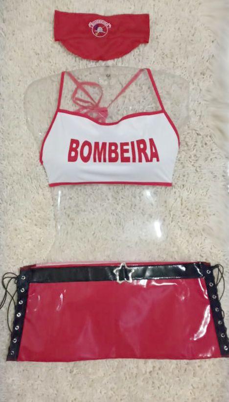 FANTASIA BOMBEIRA