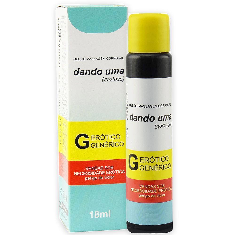 GEL DANDO UMA RETARDA EJACULAÇÃO 18ML