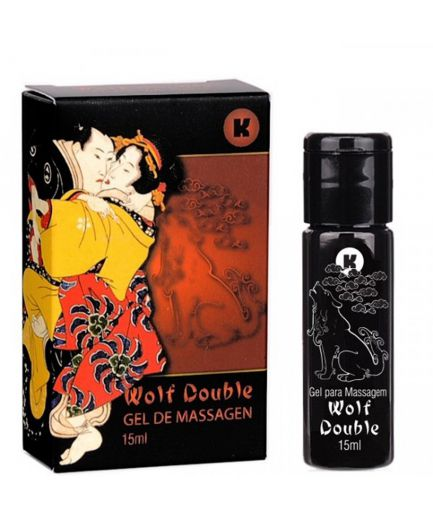 GEL WOLF ESQUENTA ESFRIA 15ML