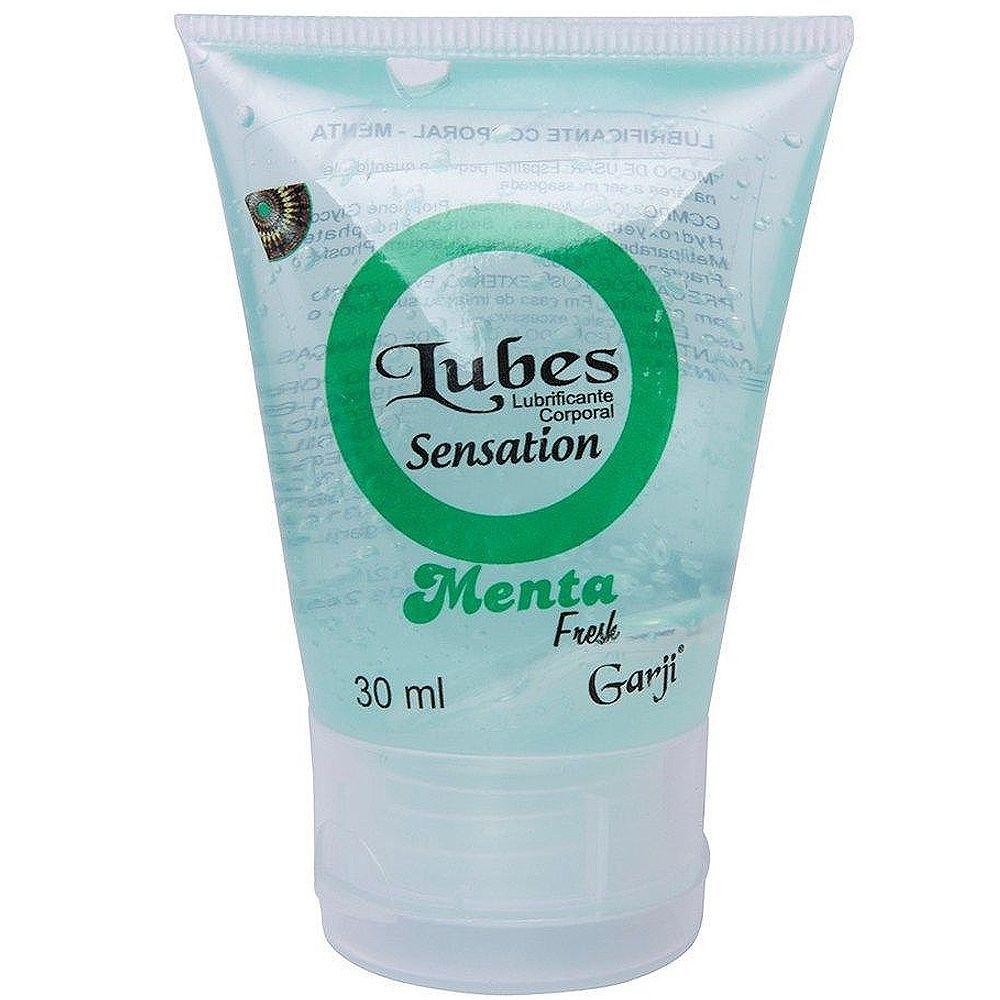 LUBES SENSATION MENTA 30ml