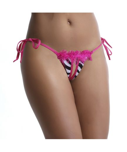 TANGA ZEBRA DO AMOR