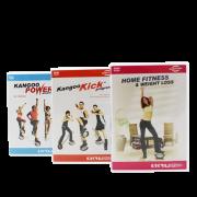 DVD KANGOO JUMPS