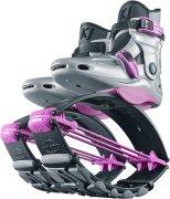 KANGOO JUMPS POWERSHOE (Silver/Pink)