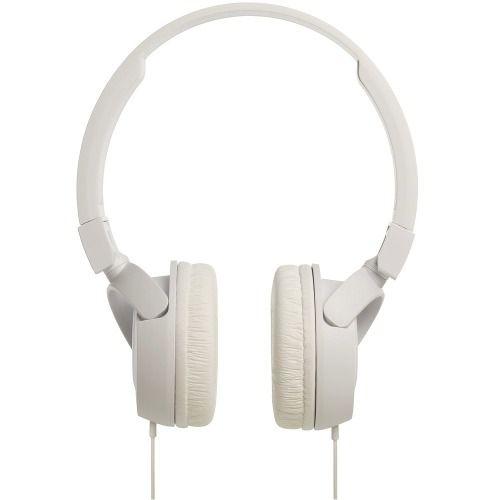 Fone De Ouvido Headphone Jbl Com Microfone T450 Branco