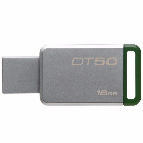 Pendrives Kingston Datatraveler Usb 3.1 16gb Dt50