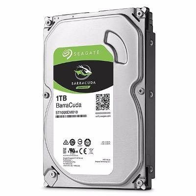 Hd Seagate Sata 3,5´ Barracuda 1tb 7200rpm 64mb Sata 6gb/s