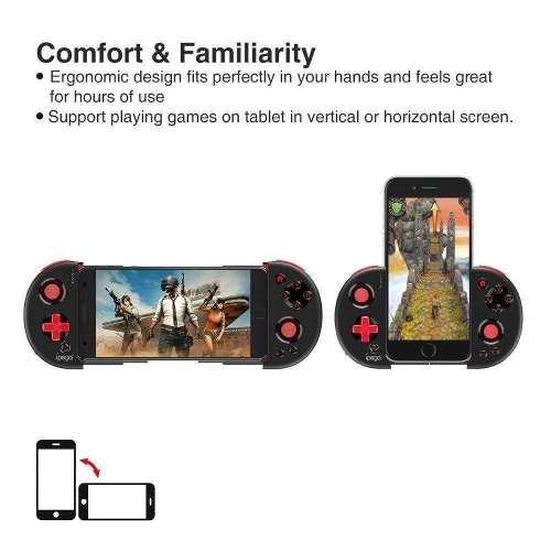 Controle Gamepad Ipega 9087 Android Pc P/ Pc, Smartphone