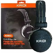 Fone De Ouvido Sem Fio Kaidi Kd801 Bluetooth