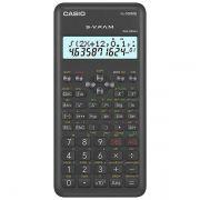 Calculadora Científica Casio fx-100MS 300 Funções - Preta