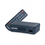 Conversor e Gravador Digital Full HD Filtro 4G DTV-4000