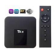 Conversor Smart Tv Tx9 4Gb Ram Ddr3- 32Gb Rom