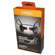 Fone Universal Bluetooth Sport Kaidi Kd-903