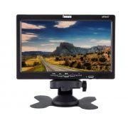 """Monitor para carro LCD 7"""" TFT MTM-07 - Tomate"""