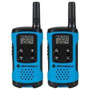Radio Comunicador Motorola T-100MC 25 km 22 Canais