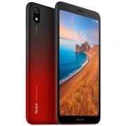 """Smartphone Redmi 7A 32GB de 5.45"""" 13MP/5MP Vermelho/Preto"""