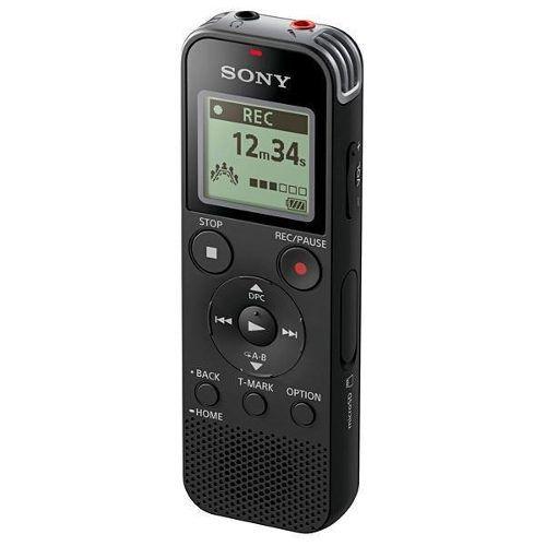 Gravador De Voz Sony Icd-px470 4gb, Usb Grava Até 159 Horas