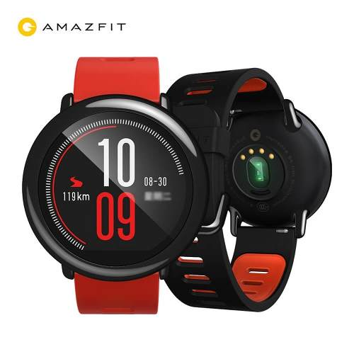Smart Watch Xiaomi Huami Amazfit Original, Bluetooth Preto