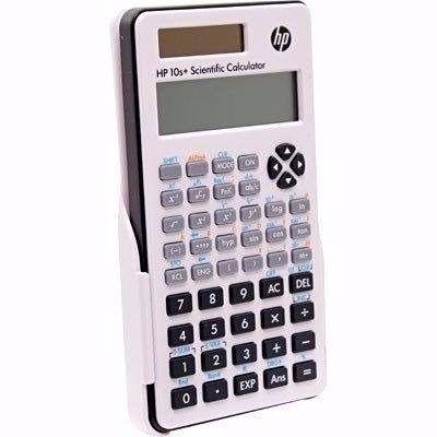 Calculadora Científica Hp 10s+ Com 240 Funções Branca