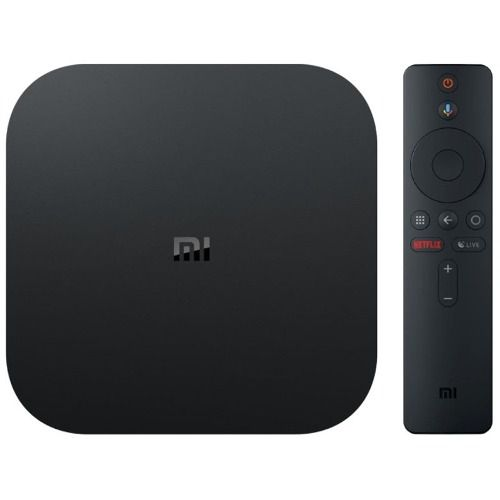 Xiaomi Mi Box S Android Tv 4k Ultra Hd M19a (mdz-22-ab)