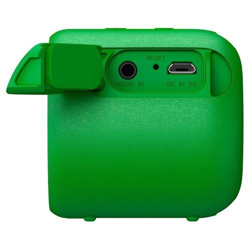 Speaker Sony Srs-xb01 Extra Bass Bluetooth/ipx5 Verde