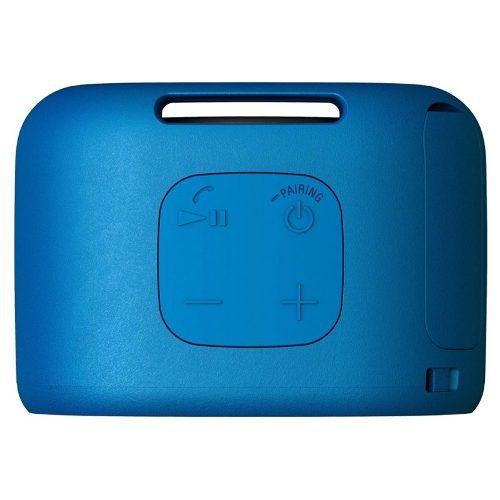 Speaker Sony Srs-xb01 Extra Bass Bluetooth/ipx5 Azul