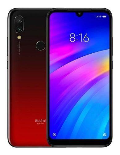 Smartphone Xiaomi Redmi 7 32gb De 6.26 12+2mp/8mp Os 9.0