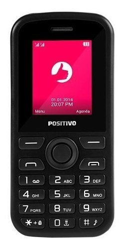 Celular Positivo P220 Rural Dual Sim 1.8 Fm Câmera Vga
